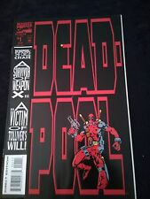 Marvel DEAD POOL #1 Aug 1993 Pristine! Comic Queen