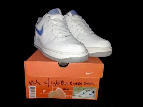 Force 1 Blanco Nike carolina gris Limited Air eu Azul 5cHH1vSZzW