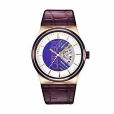Kenzo K0064001 Unisex Stainless Steel Case Purple Dial 42 mm Watch - RRP £ 259