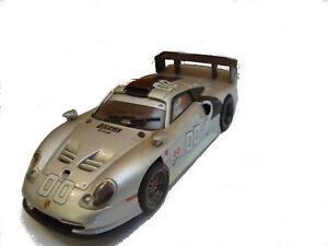 Le Meilleur Coche Slot Scalextric Muy Raro Porsche Gt1 Evo Fly Made In Spain Ruedas Goodyear SuppléMent éNergie Vitale Et Nourrir Yin