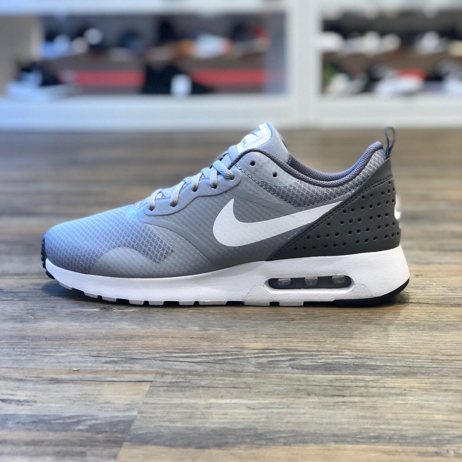 brand new 90bf5 0249c Nike Air Max Tavas Tavas Tavas taille 41 Chaussures Sneaker Gris Turn Sport  Homme Nouveau 705149 007 61007d