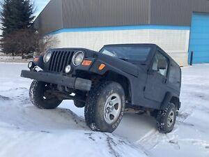 1997 Jeep TJ