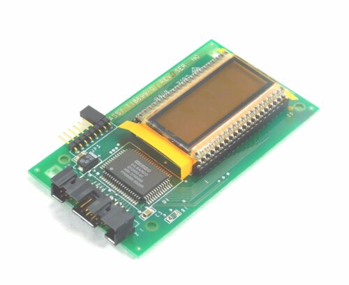 Gilbarco T18699-G2 Advantage LCD PPU Display//with Filter  REMANUFACTURED