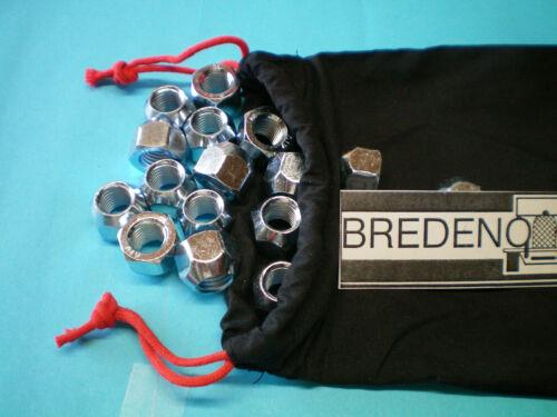 16 tuercas de rueda en el valoras para llantas acero toyota yaris III tipo p13-a partir de 8//2011