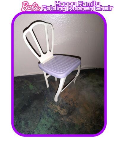 Barbie Doll Happy Family Midge/'s Parent Grandma/'s Kitchen Dining Chair Furniture