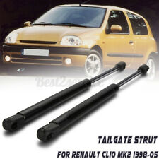Pair LORO Tailgate Trunk Gas Shock 2x Struts Fits RENAULT Clio Euro 32062565