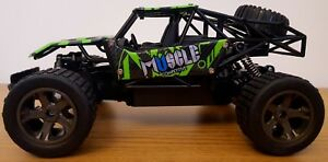 2-4GHZ-MONSTER-TRUCK-BUGGY-20KM-H-RECHARGEABLE-Radio-Remote-Control-Car-FAST