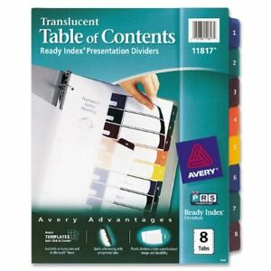 Avery-Ready-Index-Translucent-Table-Of-Content-Dividers-8-X-Divider-8