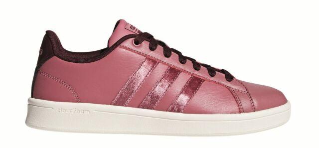 adidas Core Damen Freizeitschuh Sneaker CF ADVANTAGE W trace maroon