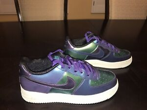 New-Nike-Air-Force-1-LV8-Neptune-Green-Sneaker-Shoes-Size-US-7