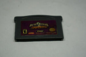 Power Rangers: Ninja Storm (Nintendo Game Boy Advance, 2003) Game Only