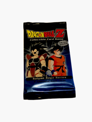 Dragon Ball Z Saiyan Saga Boosters 2000