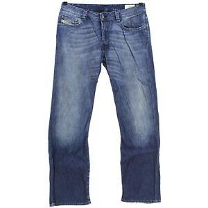 4199-DIESEL-Herren-Jeans-Hose-LEVAN-R8FF-Denim-blue-stone-blau-36-34