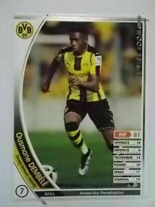 Panini-WCCF-Dortmund-Base-Rookie
