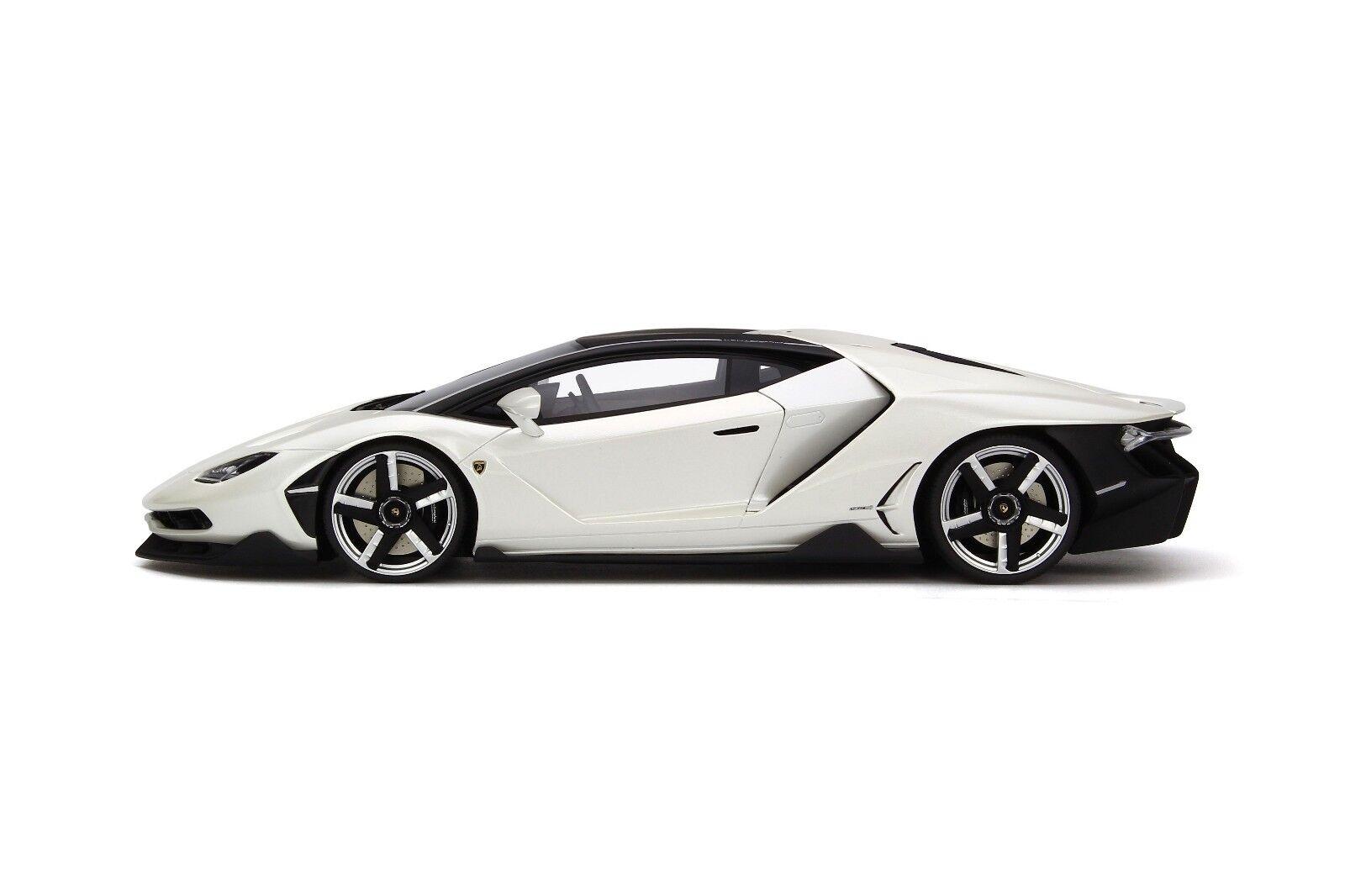 LAMBORGHINI centenario    NUOVO  GT Spirit gts18503w  1 18 3d7a65
