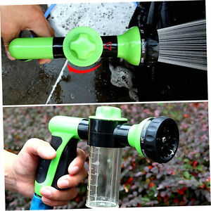 New-Portable-home-car-use-High-Pressure-Foam-Water-Gun-Water-Gun-Washer-Gun-Mzu