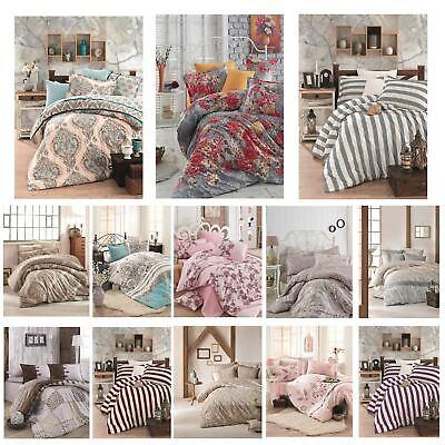 Möbel & Wohnen Bettwäsche 200x200 Cm Bettgarnitur Bettbezug 100% Baumwolle Kissen 5 Tlg Var #s1 Durchblutung Aktivieren Und Sehnen Und Knochen StäRken