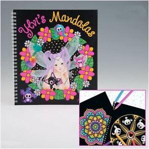 Ylvis Magic Mandala Colouring Book 4010070270179 Ebay