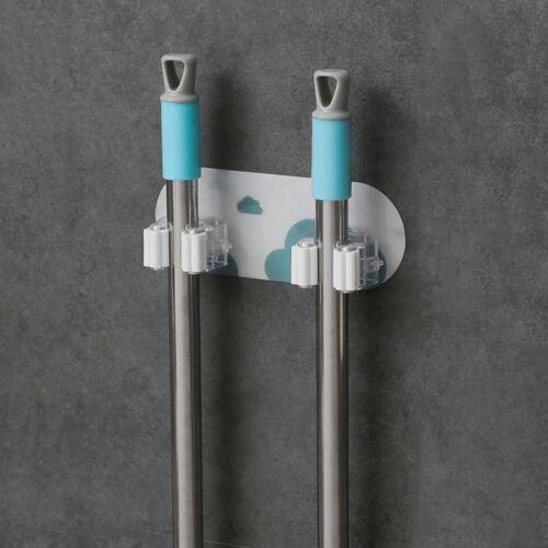 Wand Gerätehalter printed Lagerung Wandhalterung Mop Besenhalter Aufhänger