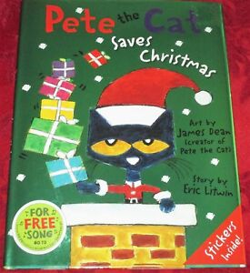 Pete The Cat Song And Book