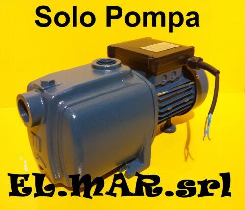 Elettropompa Multigirante HP 0,6 SILENZIOSA Pompa Autoclave kit Accessori