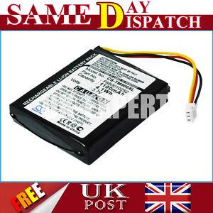 1100mAh-Battery-For-TomTom-One-One-Europe-4N00-004-N14644-4N00-004-2