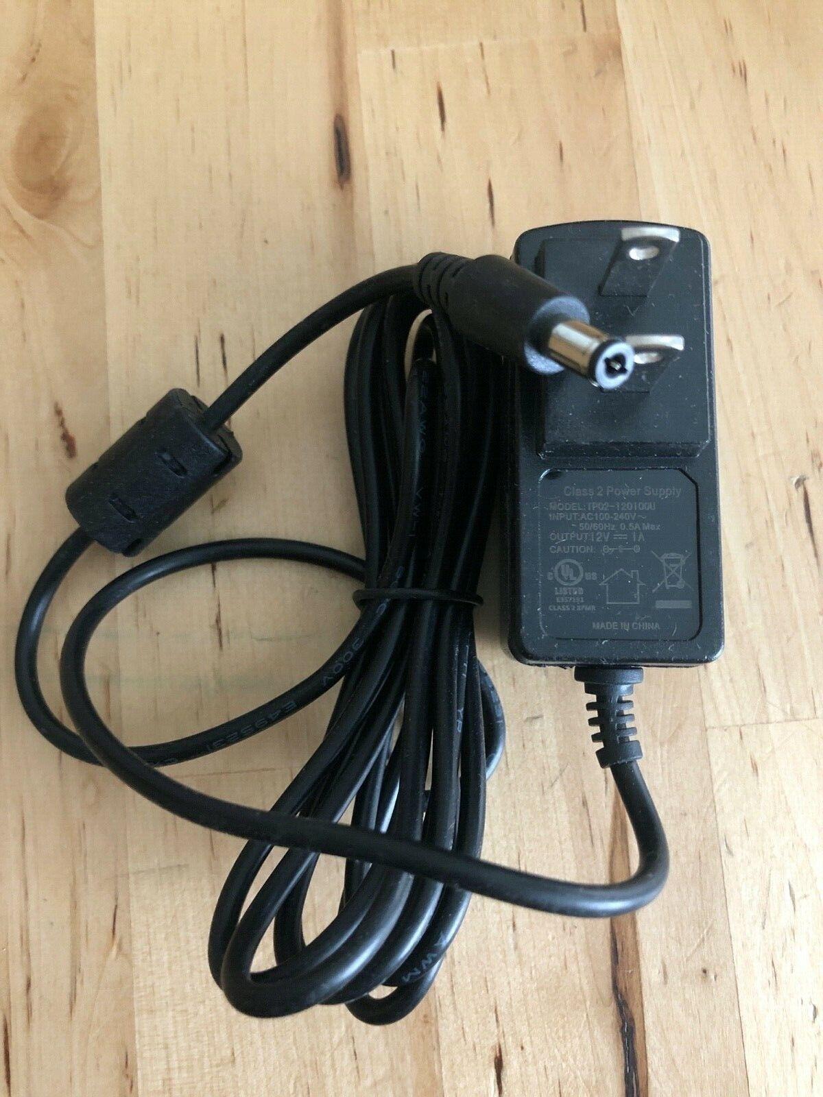 Class 2 Power Supply TP02-120100U AC Adapter 12V 1A New