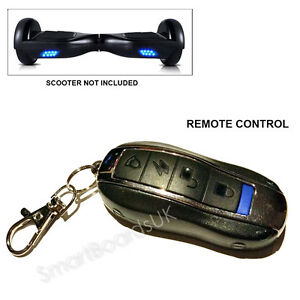REPLACEMENT REMOTE CONTROL - R/C for Hoverboard Parts Smart Scooter Sweg UK