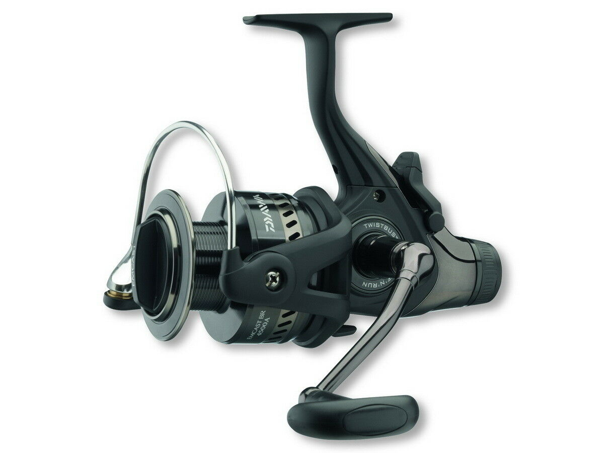 DAIWA Emcast BR 4000 A 8BB 270m 0.30mm Angelrolle Freilaufrolle
