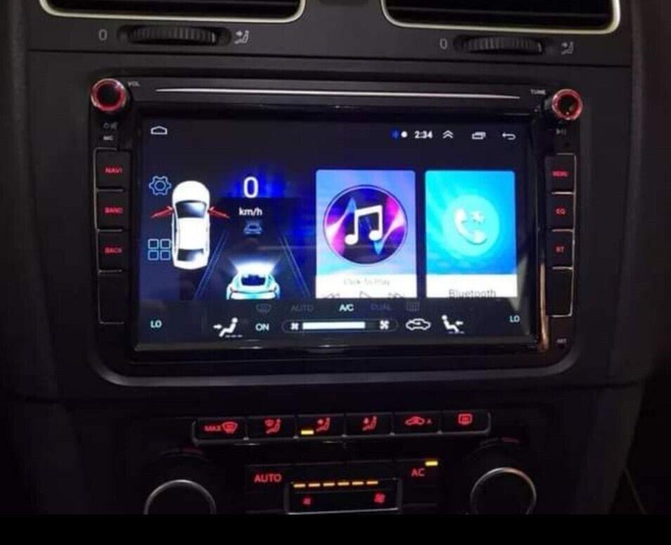 Multimedia system, VW Multimedie / navigation / Håndfri