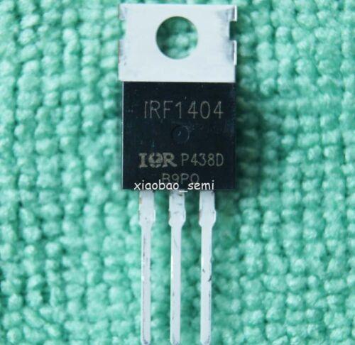 10 un. nuevo IRF1404 Potencia Mosfet Canal N Ir TO-220