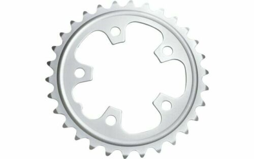 Shimano Tiagra 4603 39t 130mm 10-speed Chainring Silver for sale online