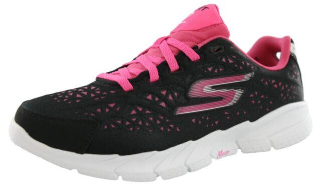 Residuos distrito en términos de  Skechers 14830 BBK Go Train TR Hype Black Women's Training Shoes 6.5 US for  sale online   eBay