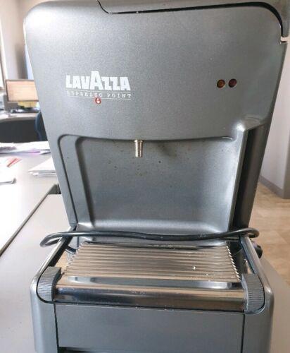 MACCHINA CAFFÈ LAVAZZA EL 3200 SILVER  TESTATA E FUNZIONANTE