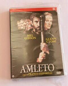 AMLETO RARO DVD EDIZIONE ITALIA SIGILLATO - FRANCO ZEFFIRELLI MEL GIBSON