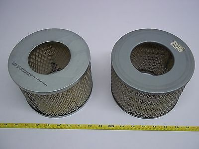 16546-51H10 = 16546-40K00 SET OF 2 AIR FILTERS FOR NISSAN FORKLIFTS
