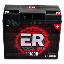 NEW Energie ER1000 Car Audio Battery Power Cell Amplifier Reikken 12 V Car E1000