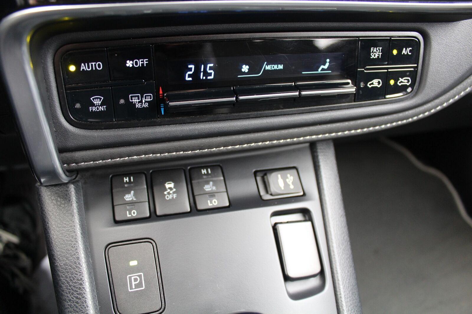 Toyota Auris 1,8 Hybrid H2 Comfort CVT - billede 14