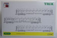 TRIX 23347 Schnellzugwagen Set Domspatz Tor zur Welt in OVP - H0 - TOP ZUSTAND