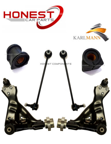 For Mercedes Vito Viano W639 10-14 Front Wishbone Arms D Bushes /& Link Bars New