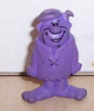 Vintage 1988 Flintstones Barney Cereal Premium PVC Figure Rare VHTF