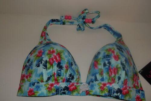Bnwt La Senza Gel or Full Support Bikini Set in Tropical Palm Print
