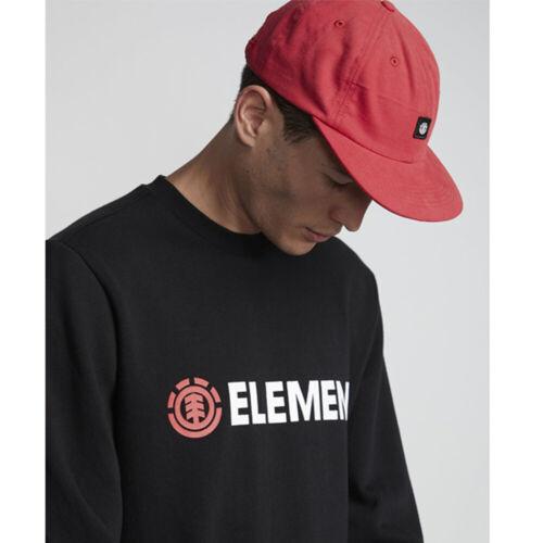Élément Blazin Sweatshirt Pull Hommes Noir