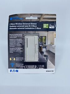 NEW EATON / COOPER Wiring RF9640-ND RF Z-Wave Plus Dimmer