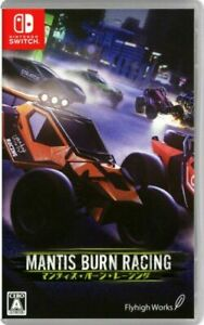 NEW-Nintendo-Switch-Mantis-Burn-Racing-JAPAN-OFFICIAL-IMPORT