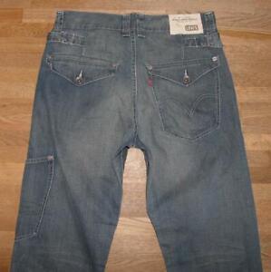 """"""" Levi `S Original Marque """" D'Homme Jeans / Levis en Bleu Env. W31 """" / L32 """""""