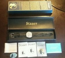 STAUER 1930 Dashtronic Stainless Steel Automatic  Wristwatch, New, Complete