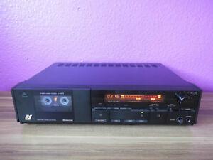SANSUI-D-X-501-Stereo-Cassette-Deck-1x-MC-MAXELL-UR-60-OVP