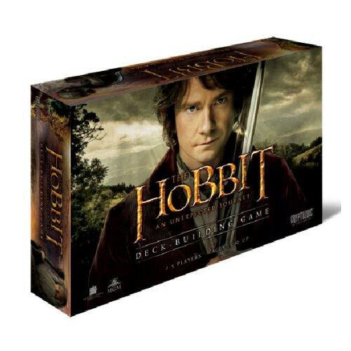 El Hobbit  un Viaje Inesperado Juego de construcción de cubierta