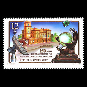 Austria-2001-Central-Institute-for-Meteorology-and-Geodynamic-Sc-1857-MNH